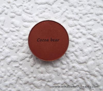 Cocoa bear MUG