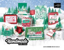 2020 August - December Stampin' Up! Mini Catalog