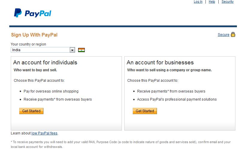 www paypal com