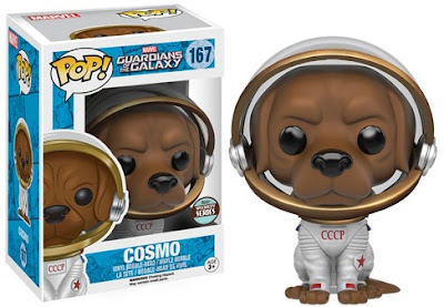 Specialty Series Exclusive Guardians of the Galaxy Cosmo Pop! Marvel Vinyl Figure by Funko