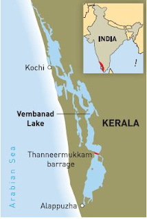 Reclamation will cause ecological damage to Vembanad, says panel
