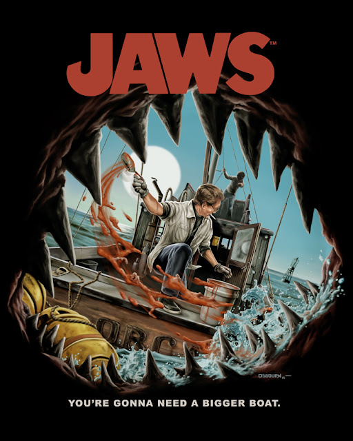 jaws fright rags design