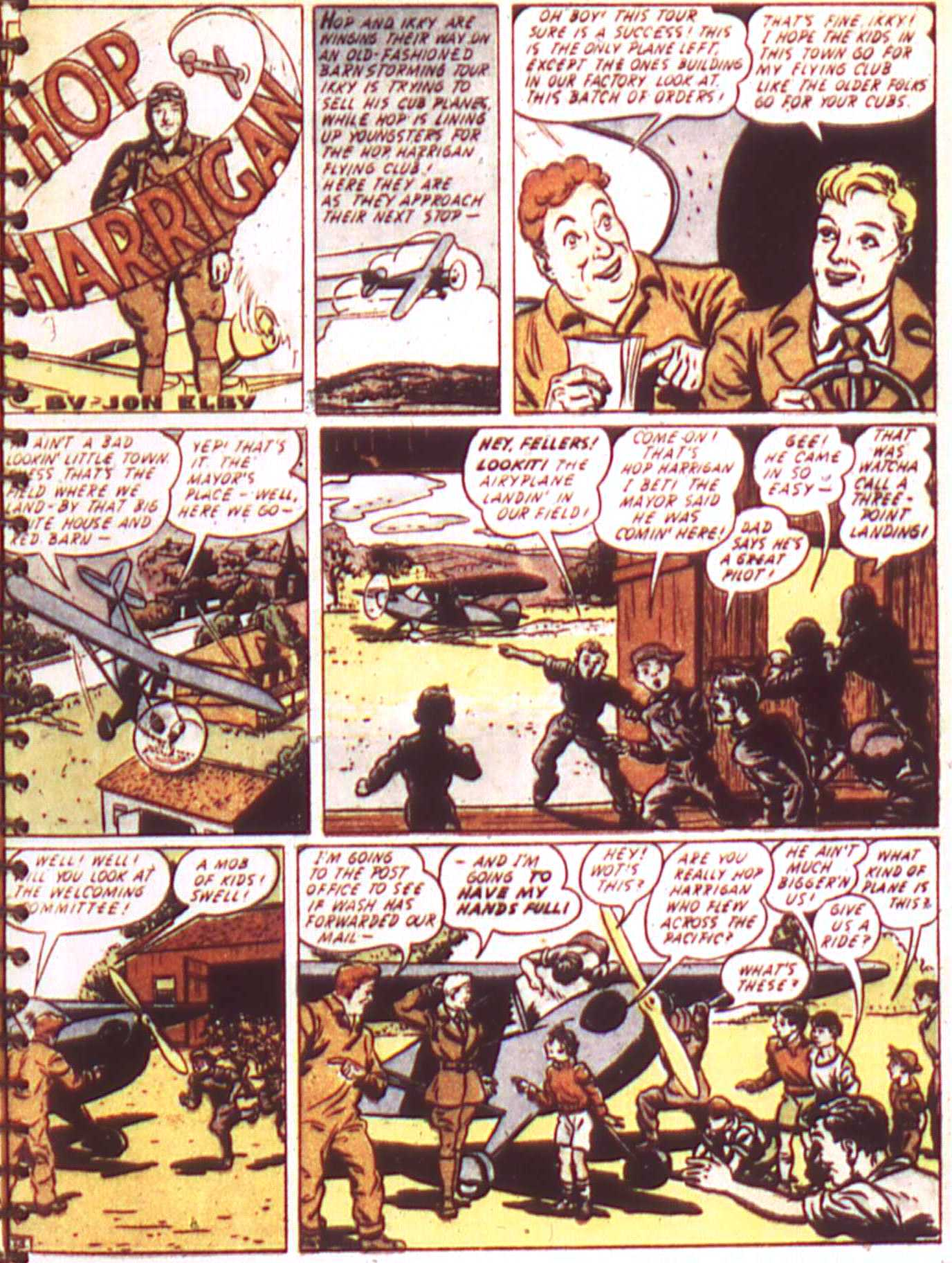 Read online All-American Comics (1939) comic -  Issue #17 - 21