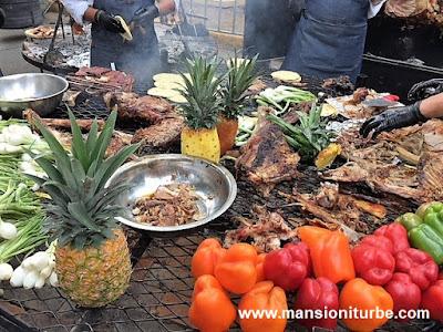 Asado Proveniente de Quéretaro en Comail, Festival de la Cocina Mexicana