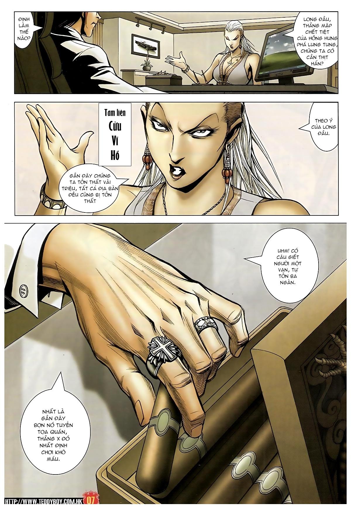 Người Trong Giang Hồ - Chapter 1545: Mượn dao giết người - Pic 6
