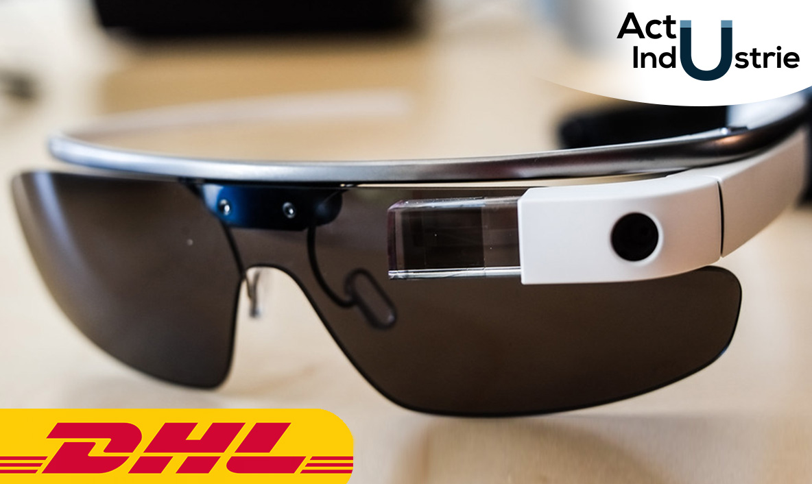 Lunettes de réalité virtuelle DHL