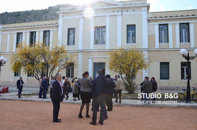 Σήμερα ξεκινάει στο Ναύπλιο η δίκη των Δημάρχων Λουτρακίου και των στελεχών του Καζίνο