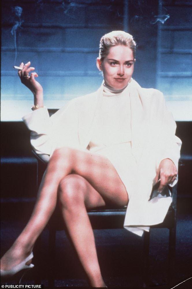 Nhan sắc 'thanh xuân rực lửa' của mỹ nhân 'Bản năng gốc' Sharon Stone - Ảnh 10