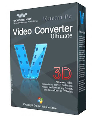 Wondershare Video Converter Ultimate 6.5.0.5