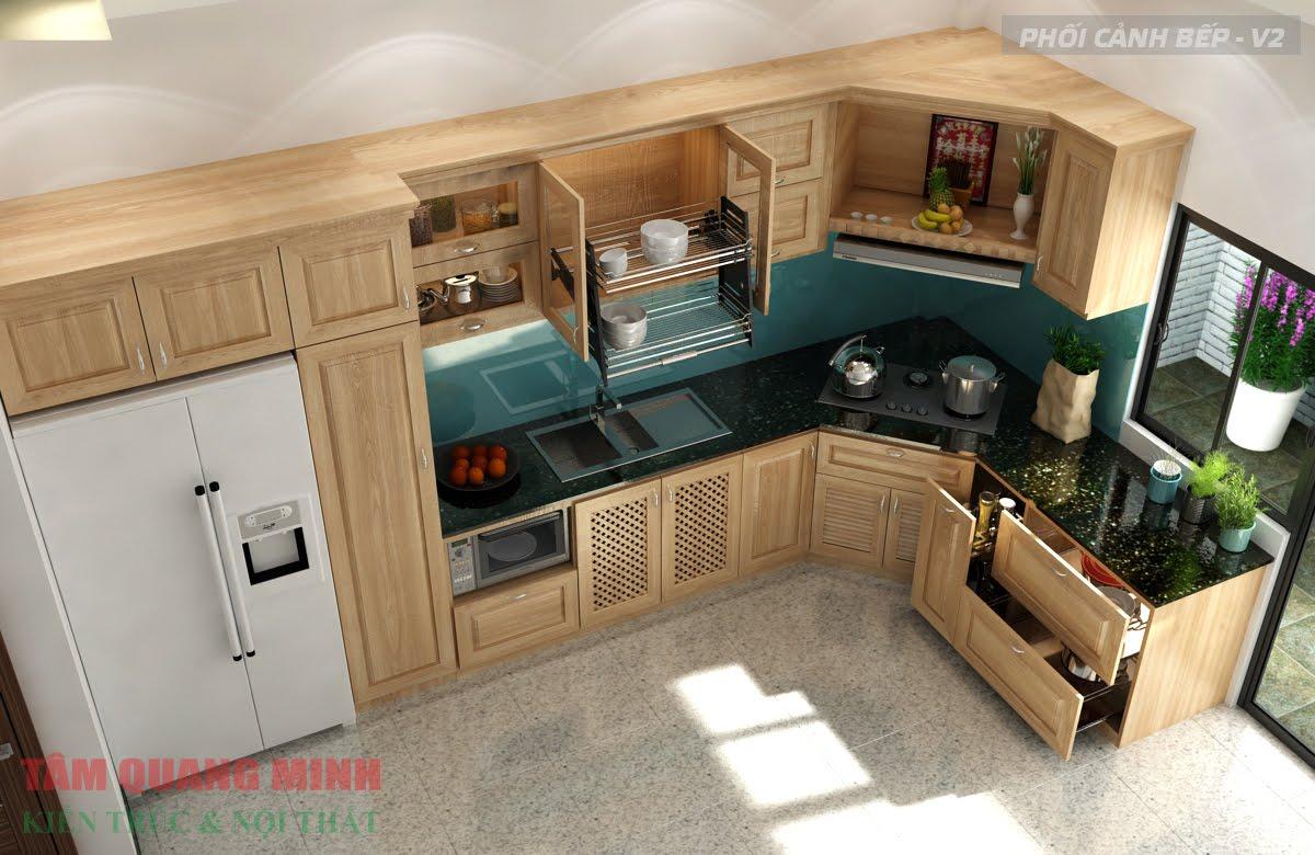 Cách bảo quản tủ bếp hiệu quả