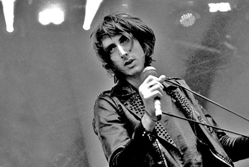 The Horrors Faris Badwan rock en seine paris