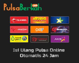 Isi Pulsa Online Otomatis 24 Jam
