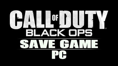 cod black ops save game