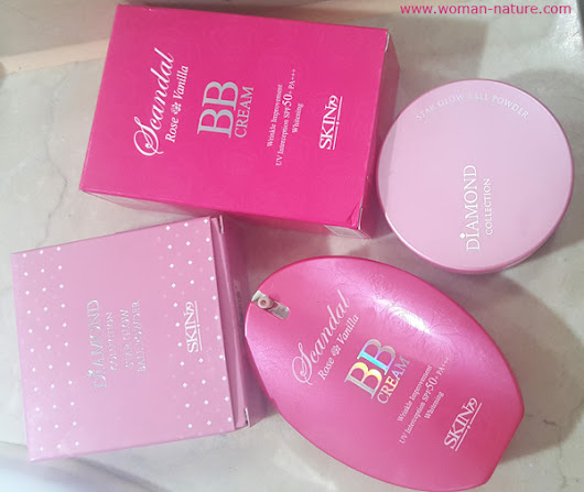 Scandal Rose & Vainilla BB Cream de Skin79