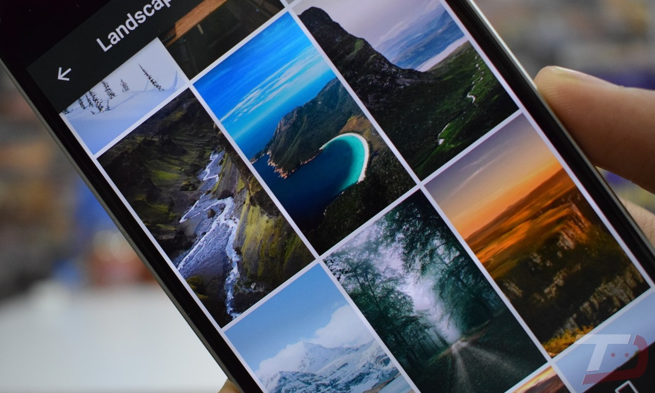 Google Wallpapers brings Pixel 2 Wallpaper and Three New Categories