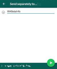 Fitur Pratinjau Pesan Sebelu Meneruskan di WhatsApp 2