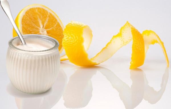 Cách chữa nám da hiệu quả với vỏ cam và sữa chua