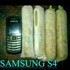 gambar foto bbm handphone samsung s4