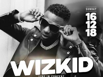 el' Carnaval Presents: Wizkid Live In Concert