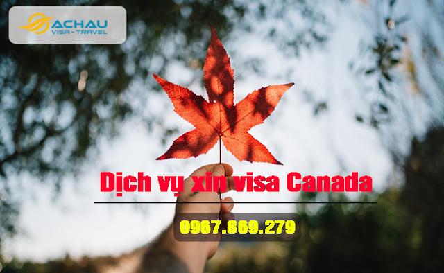 Quy trình xin visa Canada chính xác nhất