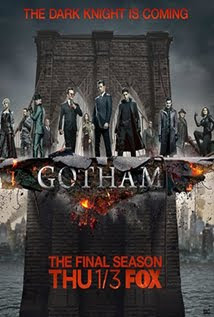 gotham 3 temporada legenda