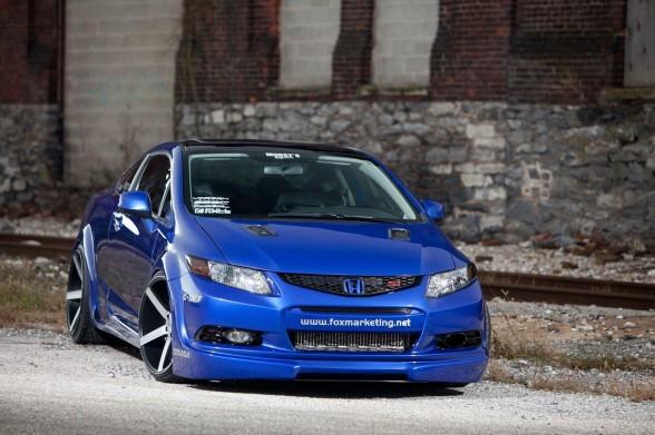 2012 Fox Marketing Honda Civic Si ~ Sport Cars and