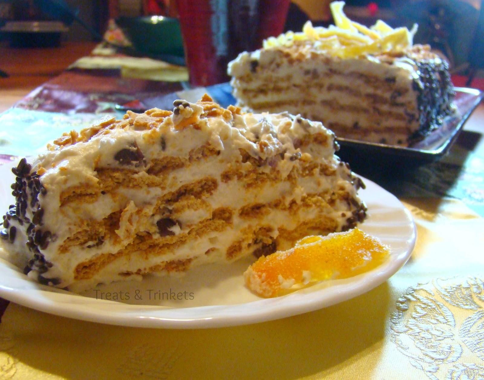 Cannoli Cake Recipe Food Network