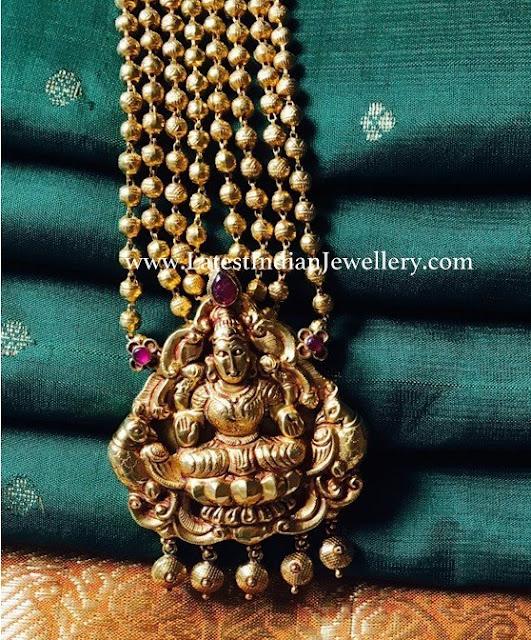 Nagas Pendant Beads Mala