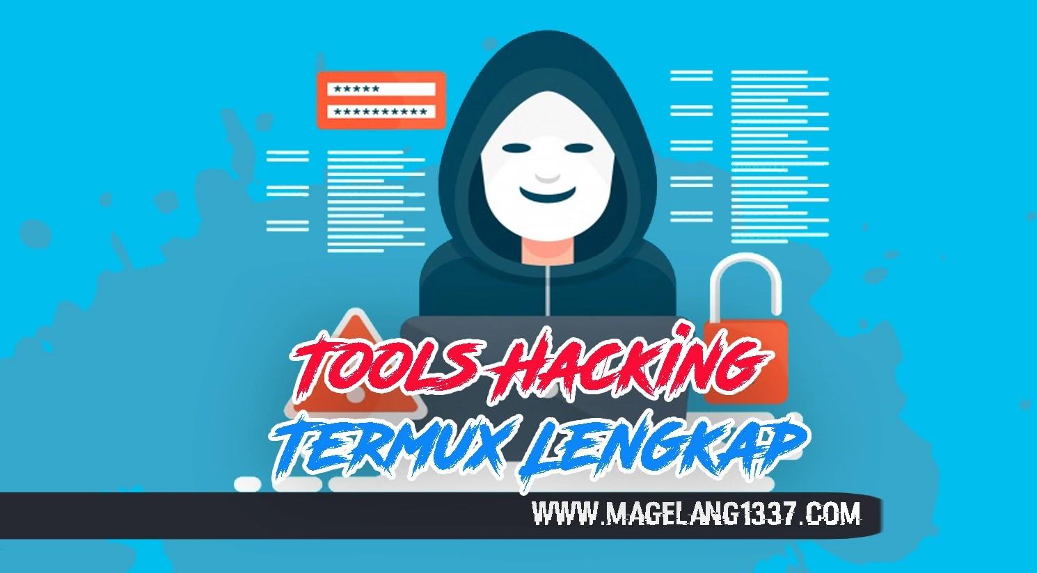 Tools Hacking Termux Lengkap - MNH-BLOG
