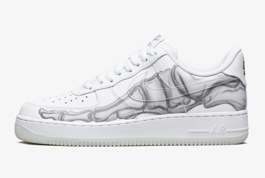 Mesh And Suede Combine On This Nike Air Force 1 Low