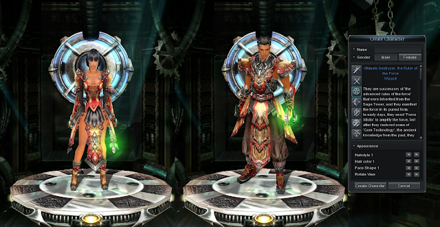 Wizard - The 7 Battle Styles of Cabal Online