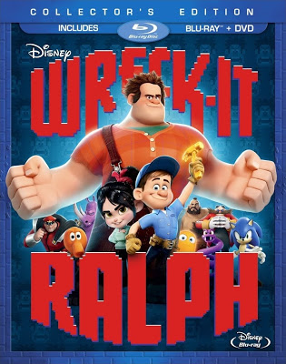 Wreck It Ralph 2012 Dual Audio BRRip 480p 300mb