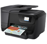HP OfficeJet 8715 Driver Windows, Mac, Linux