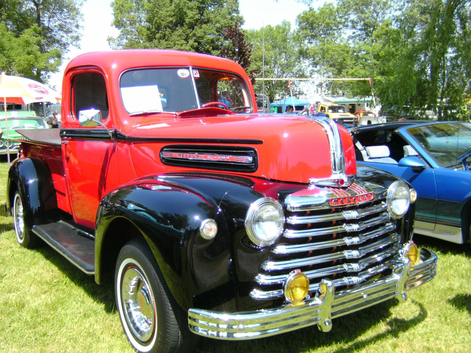 Jottings Cars 1999 Eldorado Steering Wheel Wiring Diagram 1946 Mercury Pickup Truck