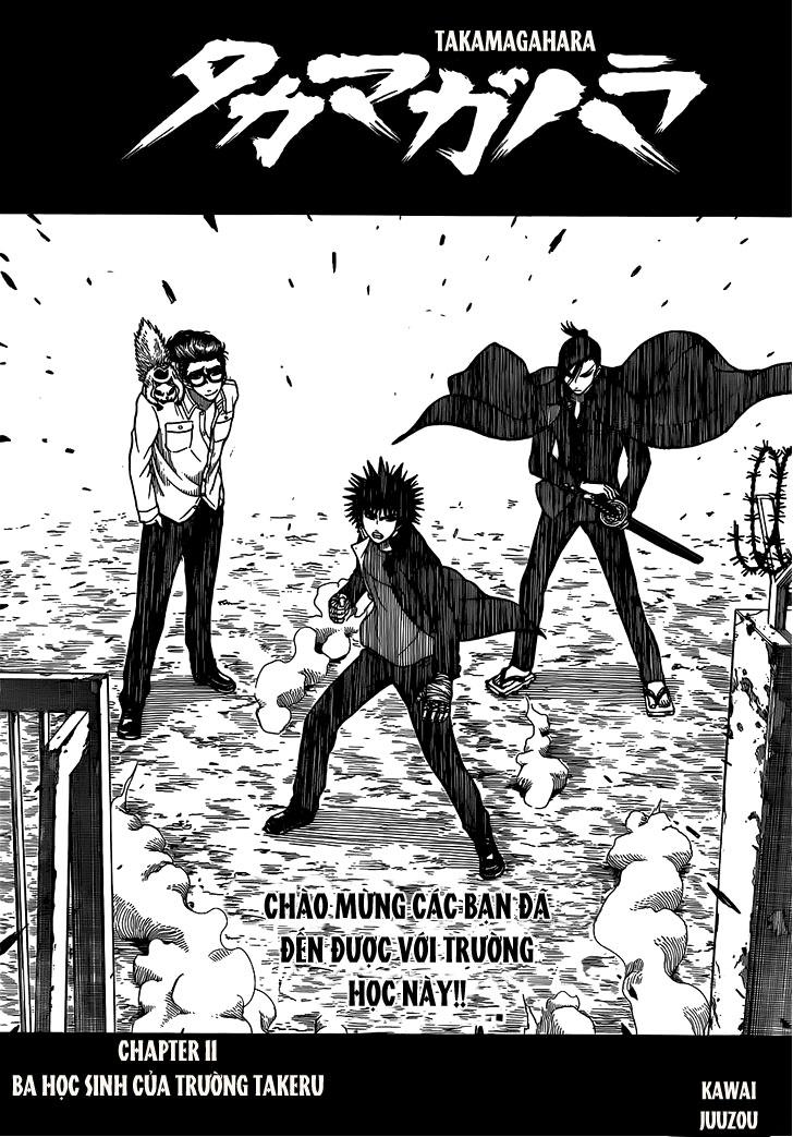 Takamagahara chap 11 trang 2