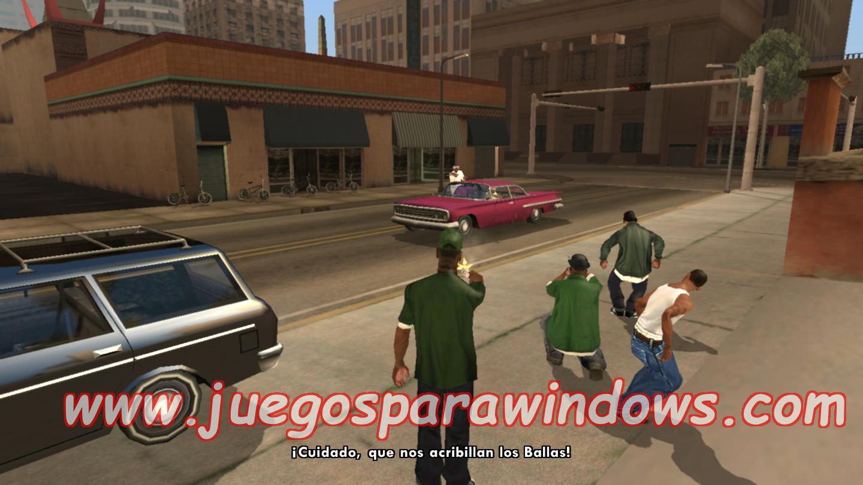Grand Theft Auto San Andreas ESPAÑOL XBOX 360 (Region FREE) 16