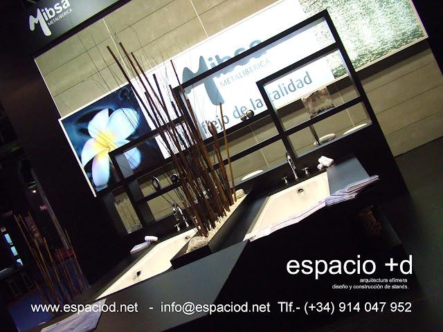 Fabricante de stands Madrid