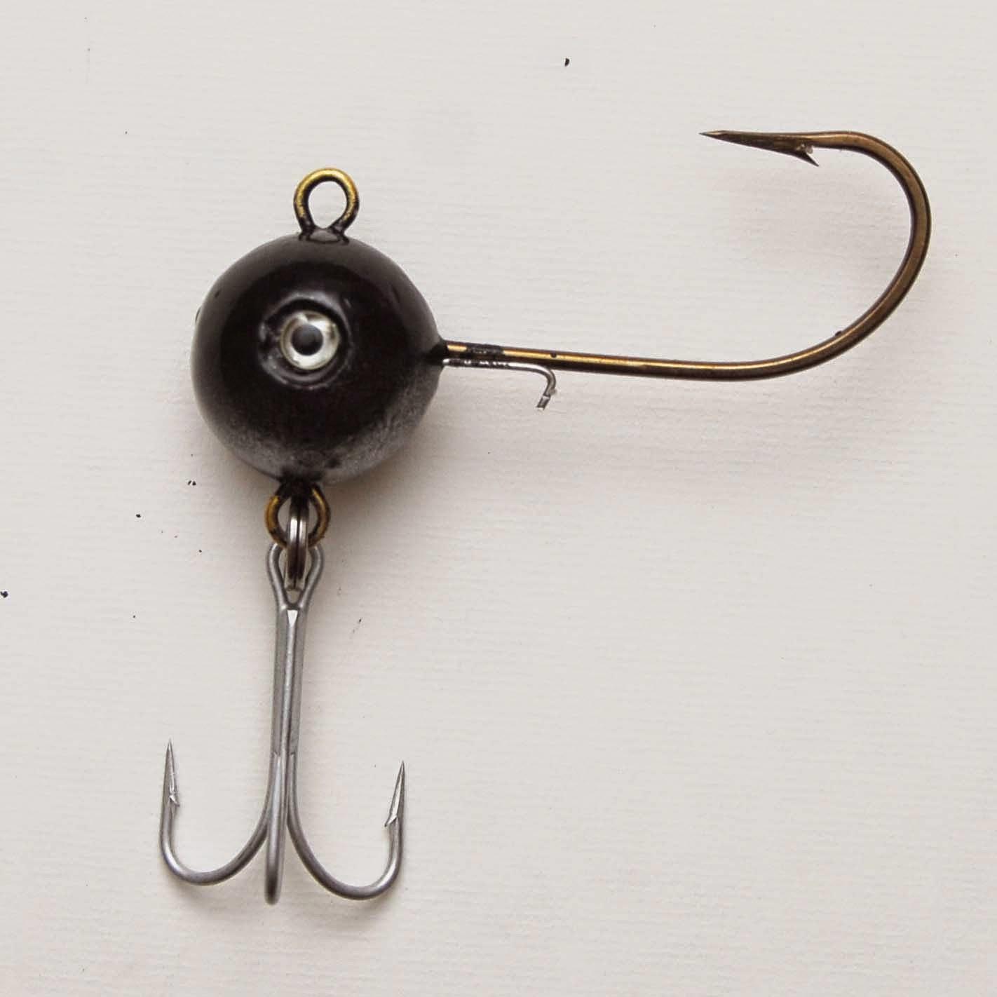 Джиговые проводки или как ловить на джиг головку?