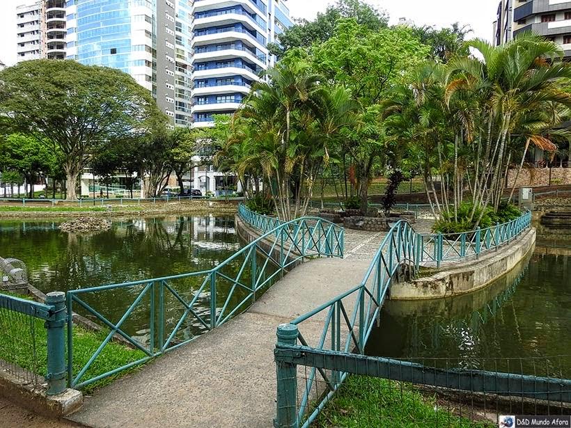 O que fazer em Criciúma, Santa Catarina - Praça do Congresso