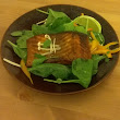 The Saucy Kitchen: Oh my lovely! Grilled salmon Asian salad