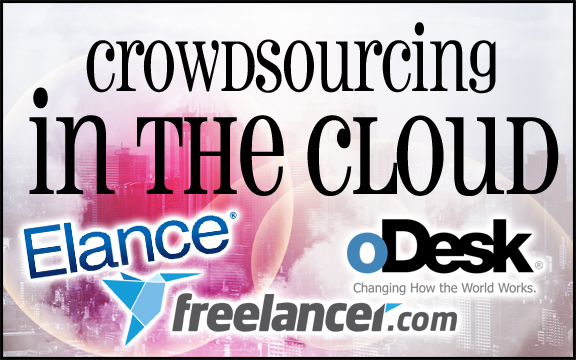 Crowdsourcing in the Cloud
