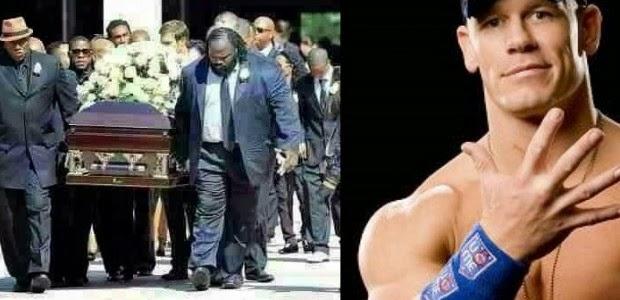 Is John Cena dead or are these just rumours? YEN.COM.GH  John Cena Dead