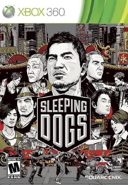 Inspired by classic Hollywood and Asian cinema style action thrillers Sleeping Dogs [NTSC-U][PAL][ISO]
