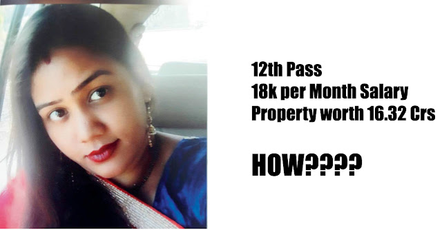How this 12th Pass Girl with Normal Job made Property worth Crores? Here's the answer