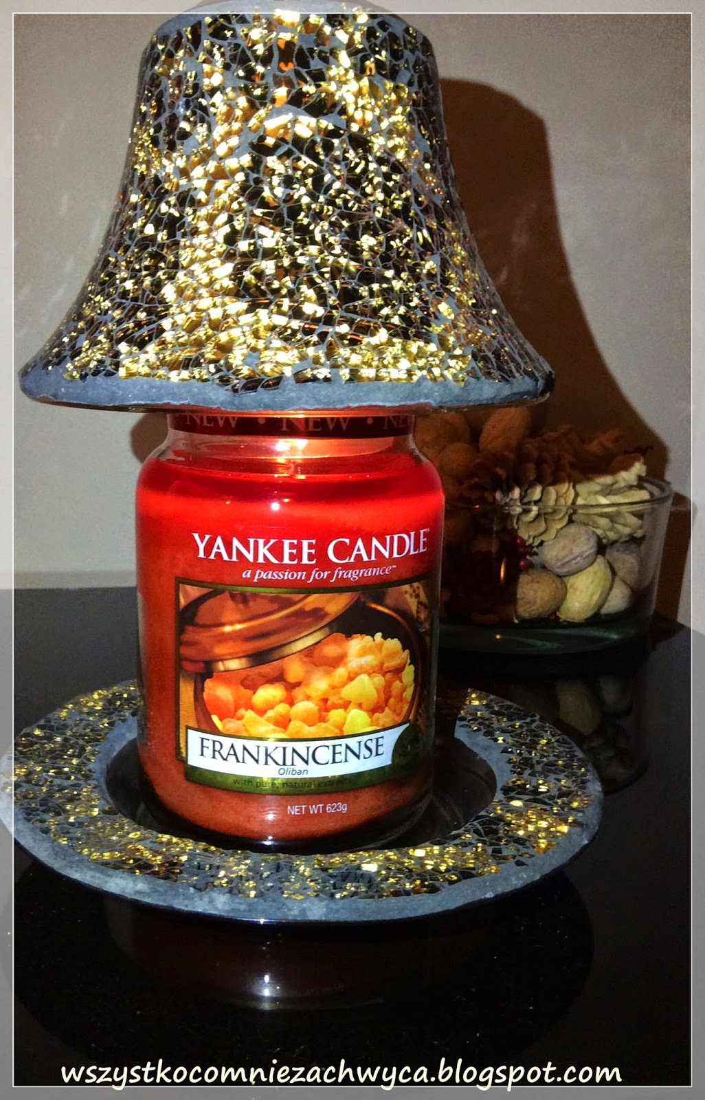Yankee Candle, Grand Bazaar, Frankincense