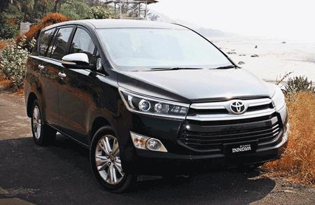 Harga Kredit Toyota Kijang Innova 2018 di Jakarta, Depok, Tangerang Bekasi