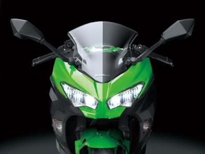 Kawasaki Ninja 400 Sang Pengganti Ninja 300
