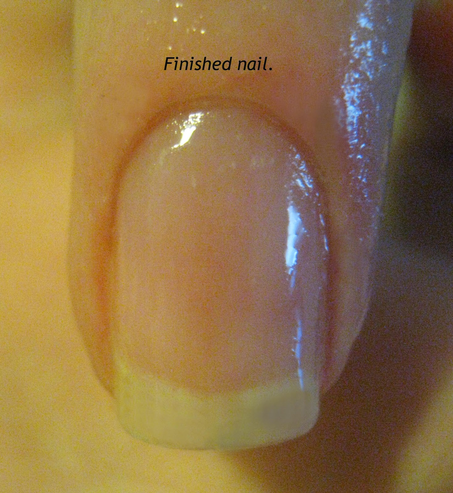 Rehab Your Nails How To Apply A Silk Wrap Bee Polished