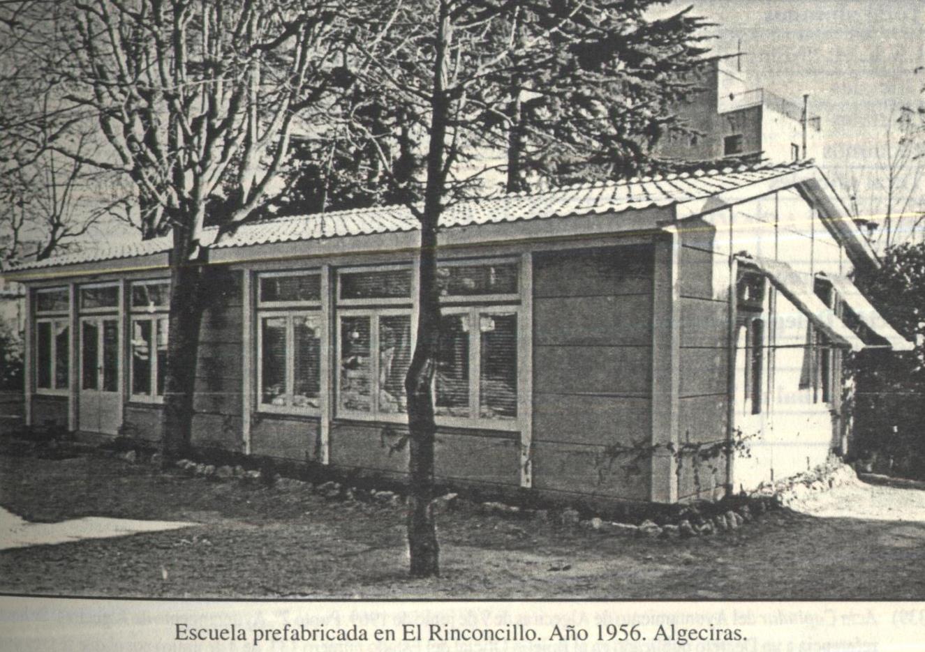 Apuntes Para La Historia De La Escuela En Algeciras Zona Acebuchal