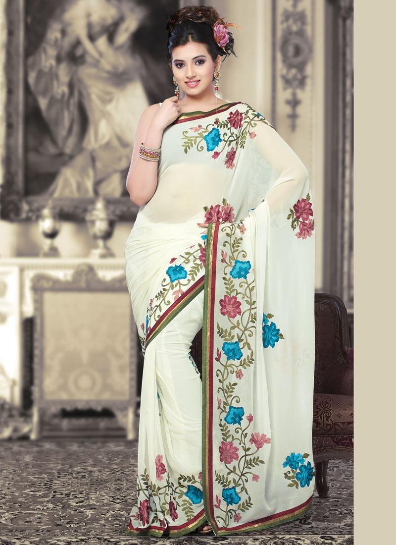 Indian Sarees 2012 New Trend Of Indian Sarees Sarees